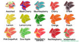 Fruit Slices Single-Flavors - 5lb Bulk