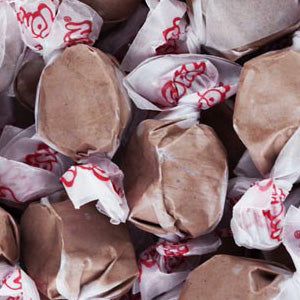 Chocolate Salt Water Taffy - 5lb