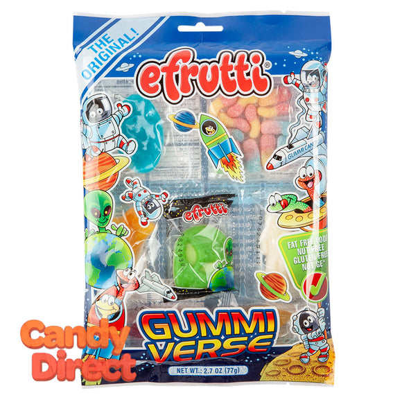 Efrutti Gummiverse Gummies 2.7oz - 12ct