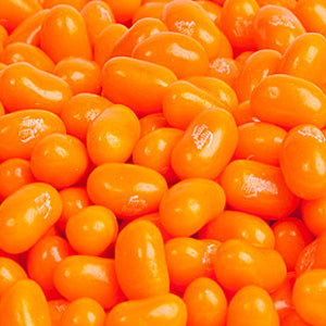 Orange Sherbet Jelly Belly - 10lb Jelly Beans