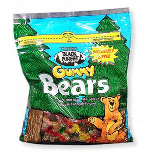 Black Forest Gummi Bears - 12ct