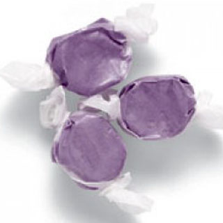 Huckleberry Taffy - 3lb Bulk