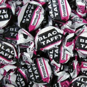 Classic Black Taffy - 23lb Bag
