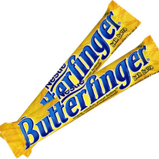 Butterfinger Bars - 36ct