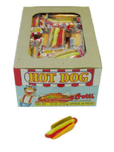 Gummi Hot Dog - 60ct Box