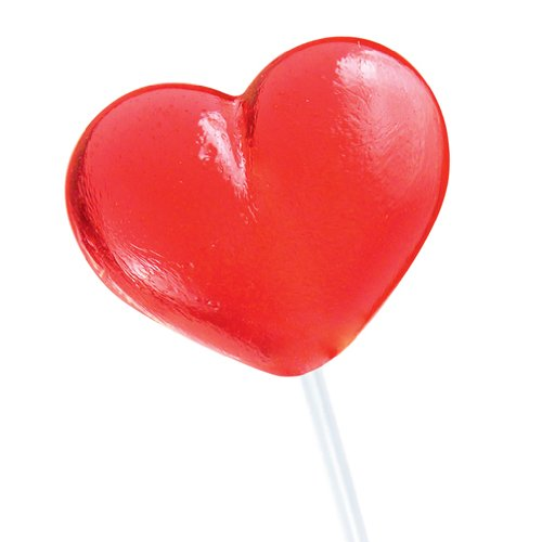 Red Heart Twinkle Pops - 120ct