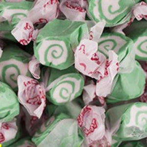 Key Lime Salt Water Taffy - 5lb