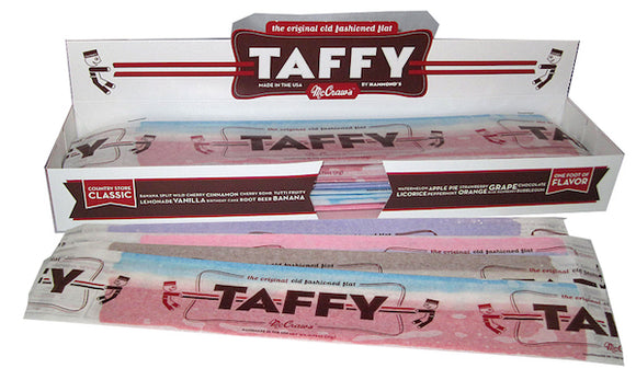 McCraws Giant Taffy - 24ct
