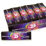 Fruit Twist Bubblicious - Small 18ct