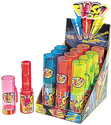 Flash Pops - 12ct