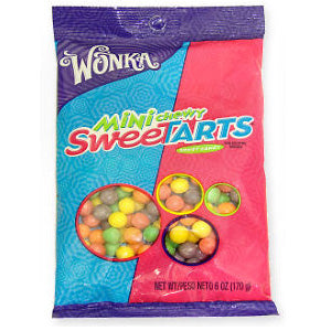 Mini Sweetarts Chewy - 12ct