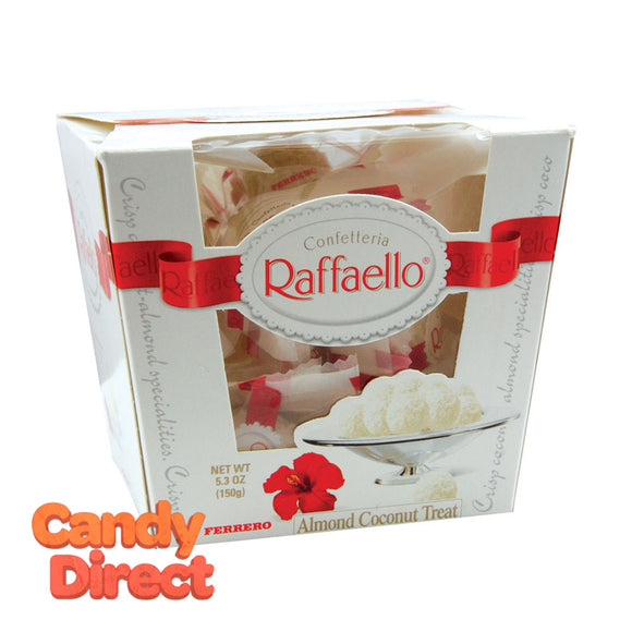 Ferrero Raffaello Chocolate 15-Piece 5.3oz - 6ct