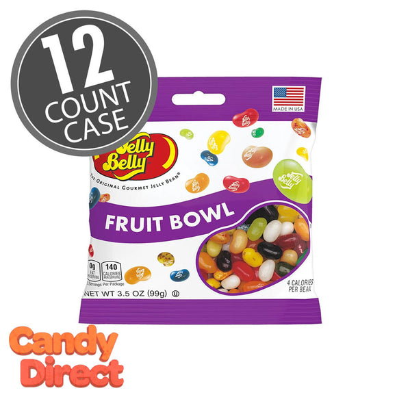 Fruit Bowl Jelly Belly Jelly Beans - 12ct