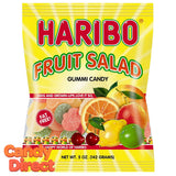 Fruit Salad Haribo Gummi Candy 5oz Bag - 12ct