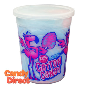 Fun Cotton Candy Sweets 2oz Tub - 12ct
