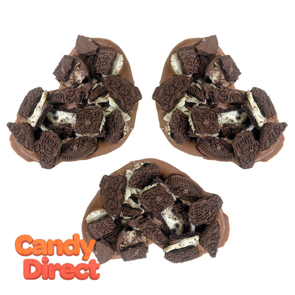 Giambri's Cookies And Cream Covered Pretzel Milk Chocolate - 3lbs