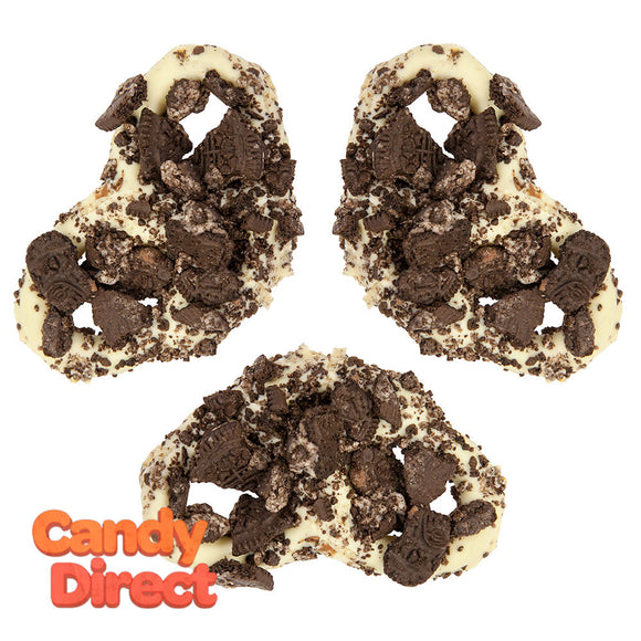 Giambri's Cookies And Cream Covered Pretzel White Chocolate - 3lbs