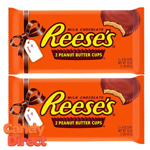 Giant One Pound Reeses Peanut Butter Cups Packs - 6ct