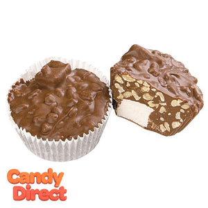 Giant Rocky Road Chocolate Cups - 12ct