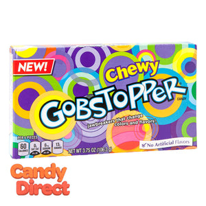 Gobstopper Theater Box Chewy 3.75oz - 12ct