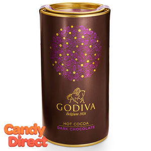Godiva Dark Chocolate Hot Cocoa 14.5oz Can - 12ct