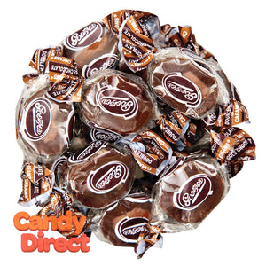 Goetze Caramel Creams Double Chocolate - 10lbs