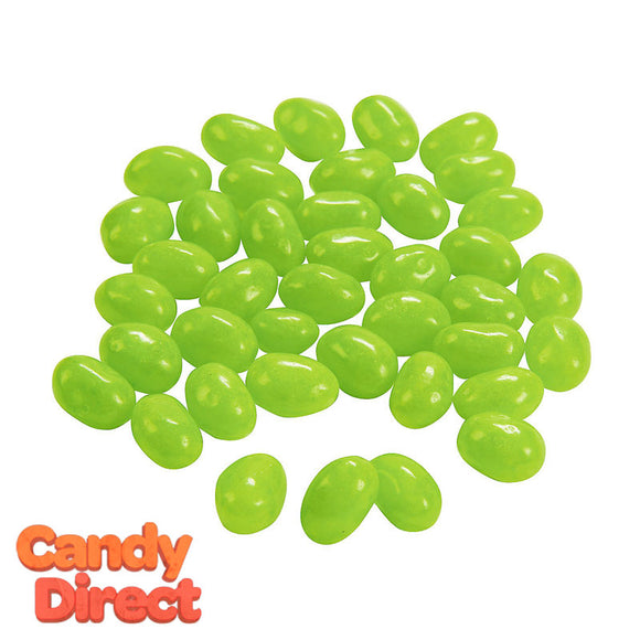 Green Lime Jelly Beans in Bulk - 2lb