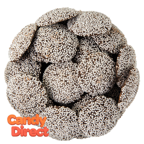 Guittard Nonpareils With White Seeds Dark Chocolate - 20lbs