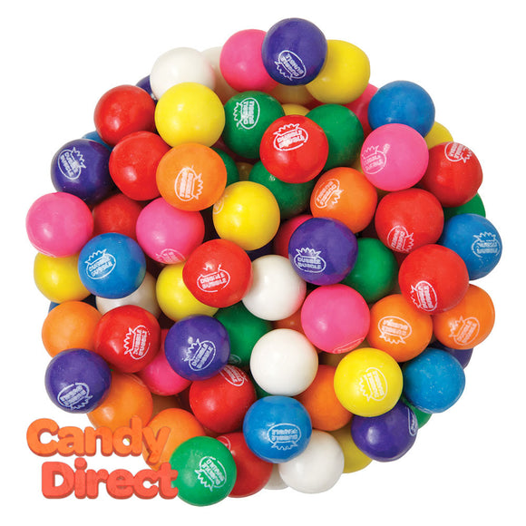 Gumballs Assorted 3650 Ct - 17.8lbs