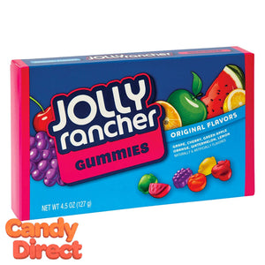 Gummi Jolly Ranchers Theater Box - 12ct