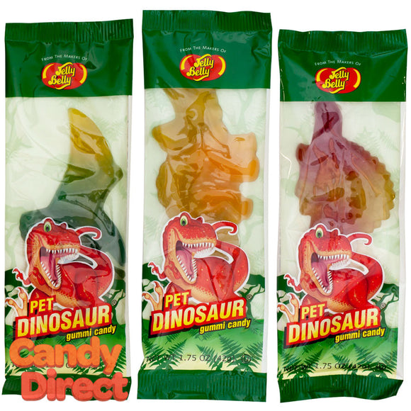 Gummi Pet Dinosaurs - 24ct