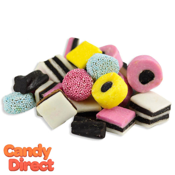 Gustaf's Licorice Allsorts - 12ct Bags