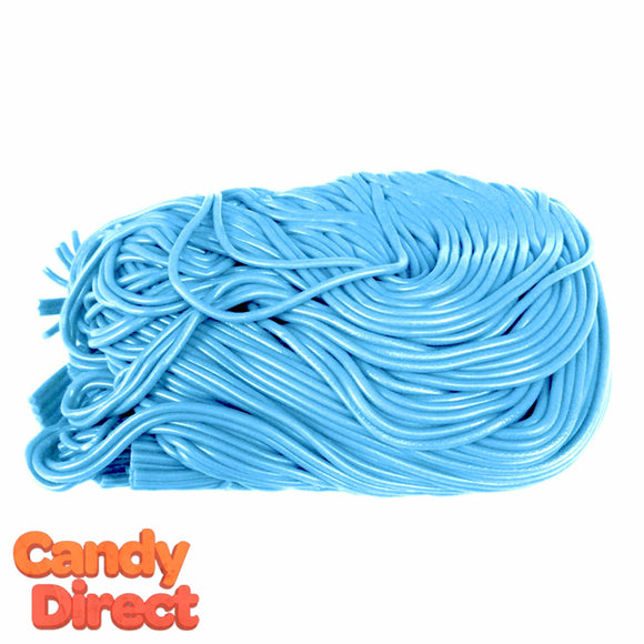 Gustaf's Licorice Laces Blue Raspberry - 2lb