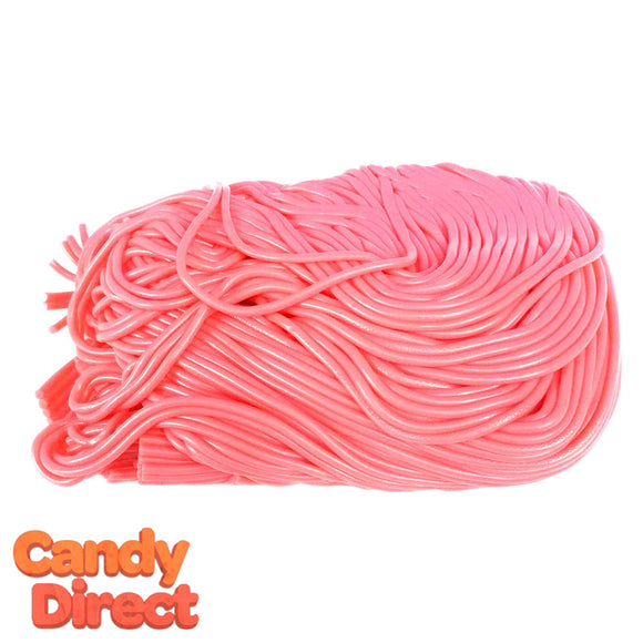 Gustaf's Licorice Laces Pink Lemonade - 2lb