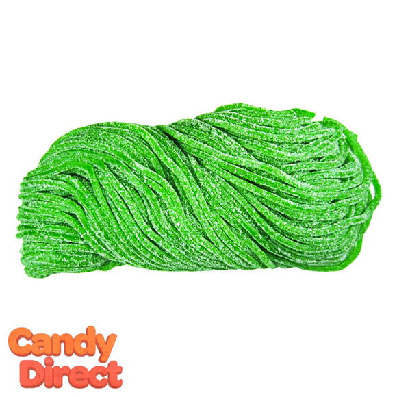 Gustaf's Sour Apple Licorice Laces - 2lb