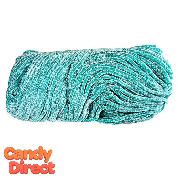 Gustaf's Sour Licorice Laces Blue Raspberry - 2lb