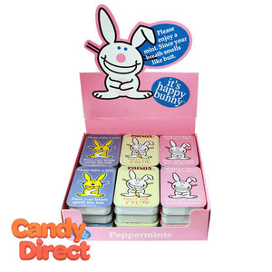 Happy Bunny Mints - 18ct