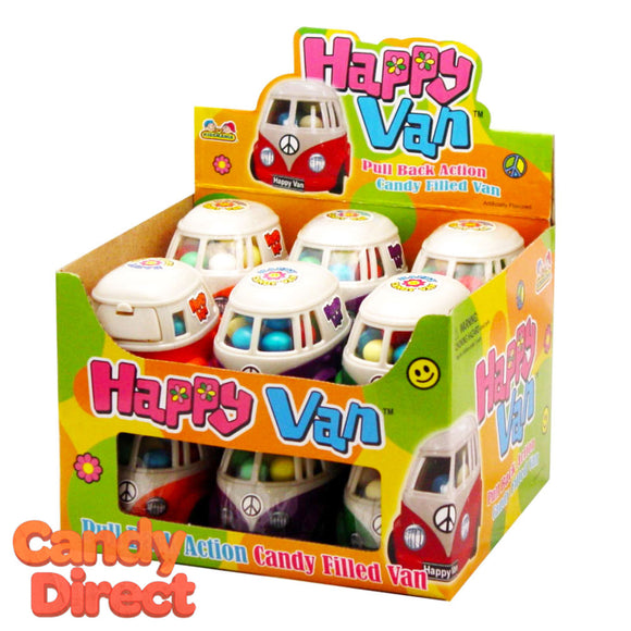 Happy Van Candy - 12ct