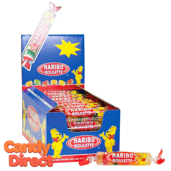 Haribo Roulette Candy - 36ct