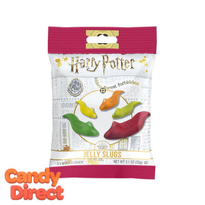 Harry Potter Jelly Slugs Jelly Belly - 12ct Bags