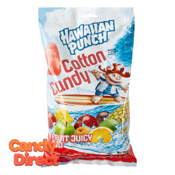 Hawaiian Cotton Candy Punch 3.1oz Peg Bag - 24ct