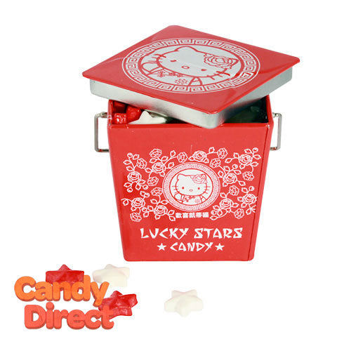 Hello Kitty Lucky Stars Candy - 12ct
