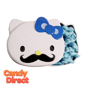 Hello Kitty Sweet Staches Candy - 18ct