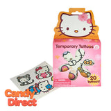 Hello Kitty Tattoos Flower Box - 12ct