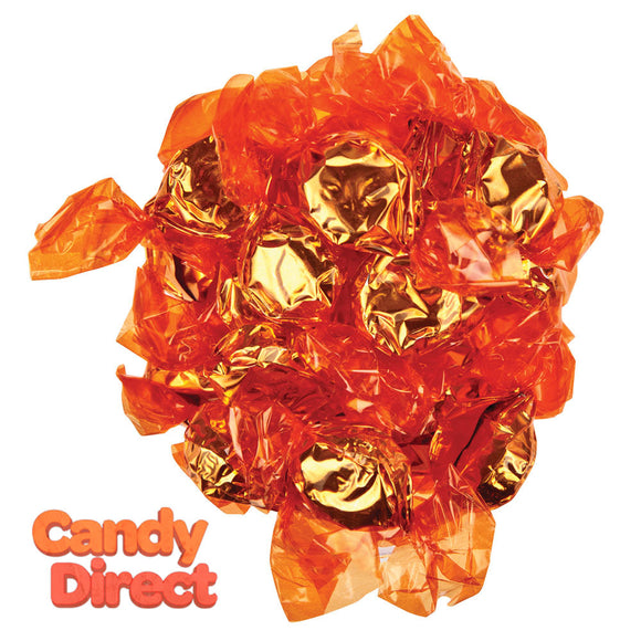 Hillside Wrapped Orange Hard Candy Sweets - 5lbs