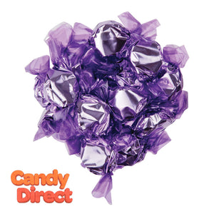 Hillside Wrapped Purple Grape Hard Candy Sweets - 5lbs