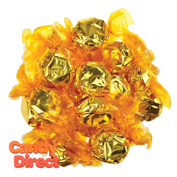 Hillside Wrapped Yellow Lemon Hard Candy Sweets - 5lbs