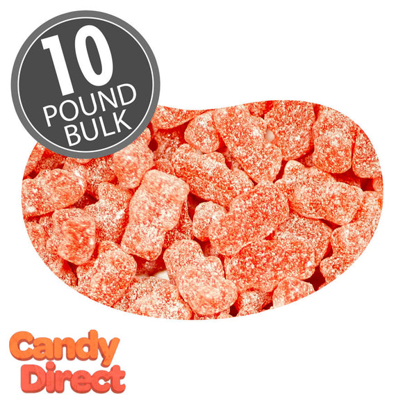 Hot Cinnamon Gummi Bears - 10lb