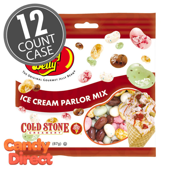 Jelly Belly Ice Cream Parlor Jelly Beans Mix Bags - 12ct