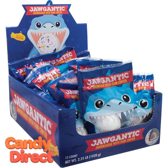 JAWgantic Jawbreaker Candy - 12ct